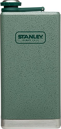 Stanley Adventure Stainless Steel Flask 12oz Hammertone - Hammertone Stanley Flask