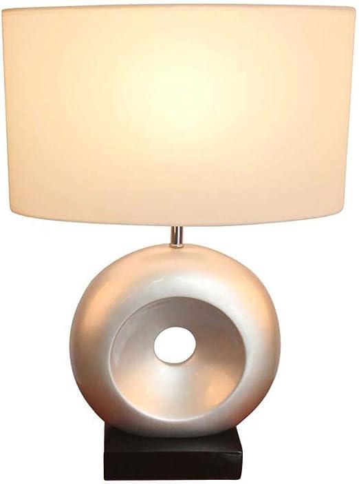 Conjuntos de 2 lámparas de mesita de noche, Lámparas de mesa ...