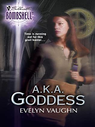 book cover of A.K.A. Goddess