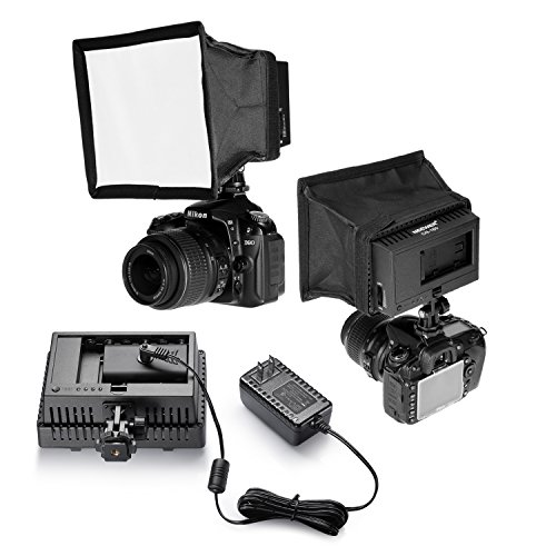 Neewer Dimmable Camcorder Softbox Panasonic
