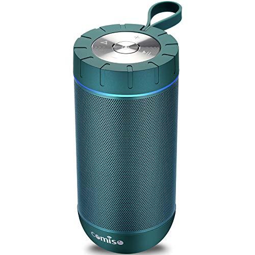 COMISO Waterproof Bluetooth Speakers