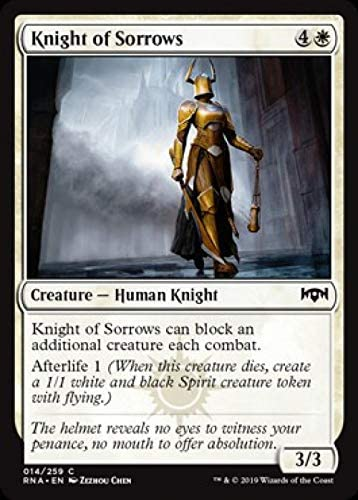 Magic Card MTG Knight of the Holy Nimbus Time Spiral