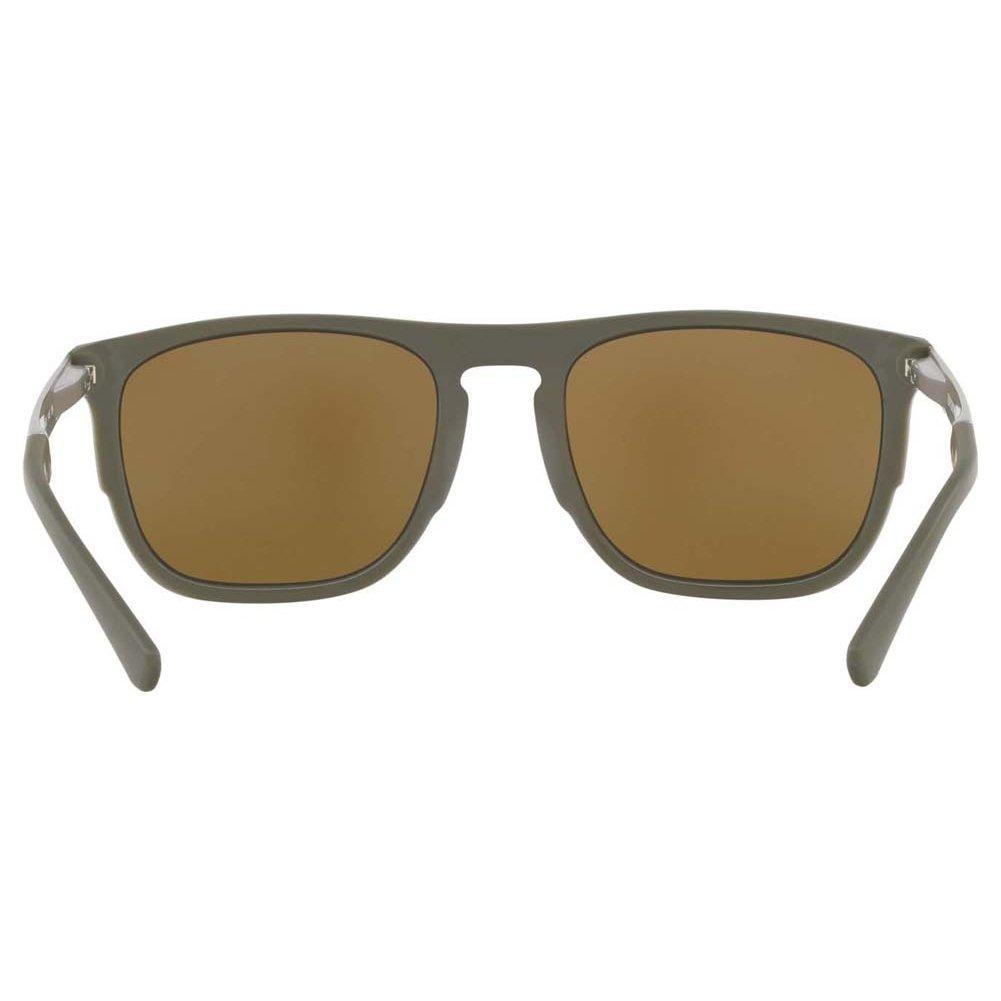 d977ebf491e Amazon.com  Emporio Armani EA4114 56747I Matte Olive EA4114 Square  Sunglasses Lens Category  Emporio Armani  Clothing