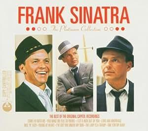 Frank Sinatra The Platinum Collection 3cd Amazon Com