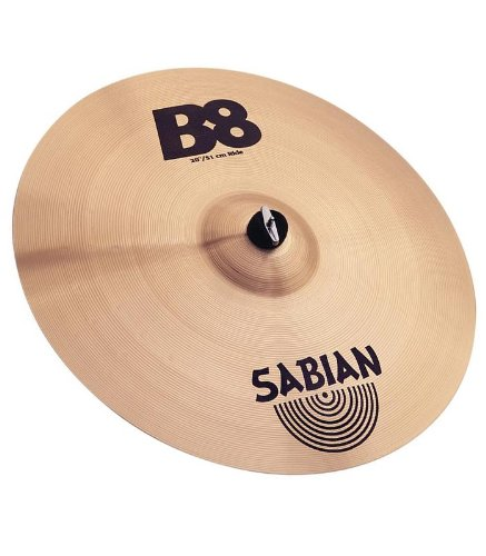 お待たせ! SABIAN ( セイビアン ) B8-20R 20