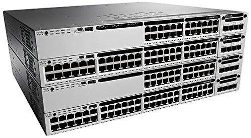 Cisco Catalyst 3850-24pw-s - Switch - L3 - Managed - 24 X 10/100/1000 (poe+) - Desktop, Rack-mounta