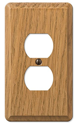 AMERELLE 901DL Duplex Wall - Contemporary Switchplate