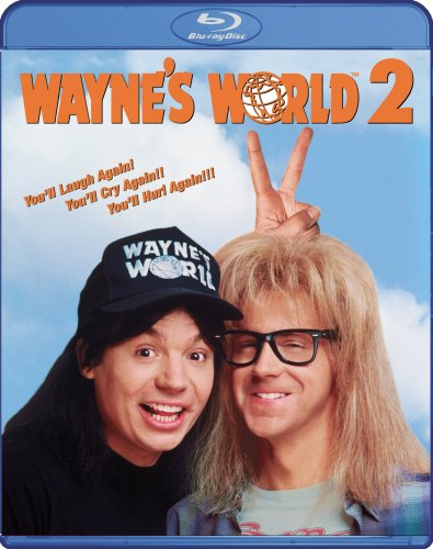 Wayne's World 2 [Blu-ray]