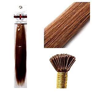 Doctored Locks Prebonded Yaky Straight Extension Hair 3mm Tip 18 Inches 2