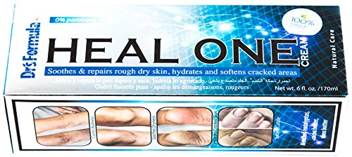 Dr's Formula Heal One Cream: Hydrates and