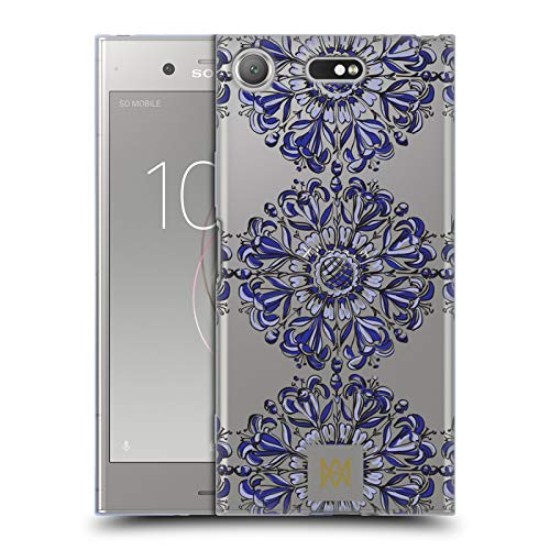 - Official Marie-Antoinette Filigree 2 Music and The Palace Soft Gel Case for Sony Xperia XZ1 Compact
