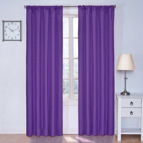 (ECLIPSE Blackout Curtains for Bedroom - Kendall 42
