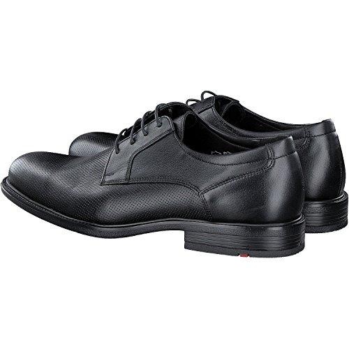 de à LLOYD Homme Ville Pour Lacets Noir Chaussures 1735010 qEE6RwpI