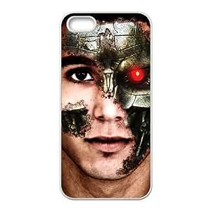 Terminator iPhone 4 4s Cell Phone Case White jube