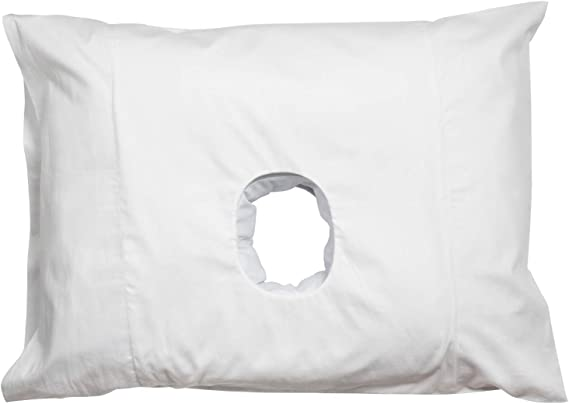 The Original Pillow With A Hole Your Ear S Best Friend Clothing