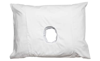 The Original Pillow with a Hole - Your Ear's Best Friend - for Ear Pain and  CNH