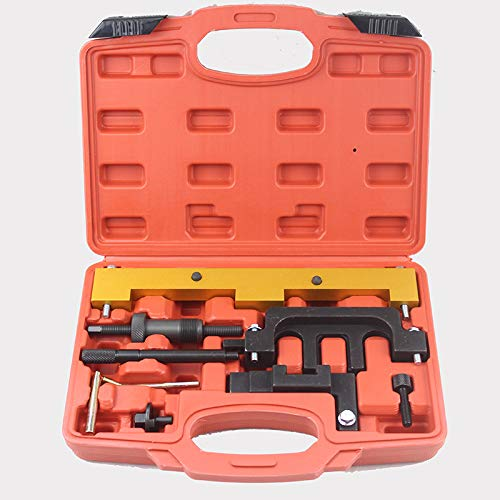 DPTOOL Camshaft Timing Tool Kit for BMW 318I 320I 316I E87 E46 E60 E9 N42 N46 Engines