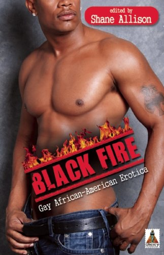 Search : Black Fire: Gay-African American Erotica