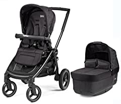 Introducing the Team, the latest innovation in strollers from Peg Perego, for new parents-to-be that are looking for the best single stroller to enjoy their parenthood journey without limitations and for families that are considering a stroll...