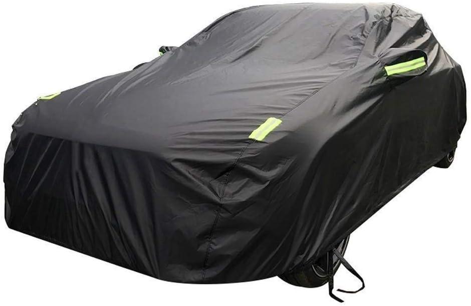 taille, tissu Oxford - int/égr/é peluc Housse de voiture dext/érieur Housse de protection Jaguar XJ Special Car Cover Car V/êtements /épais Tissu Oxford pluie protection solaire Car Cover Car Cover Tissu