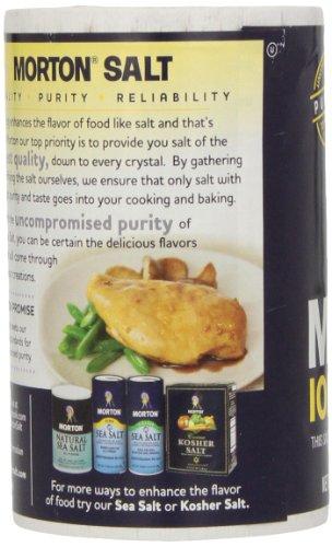 Morton Iodized Salt, 26-Ounce (Pack of 24) by Morton (Image #4)
