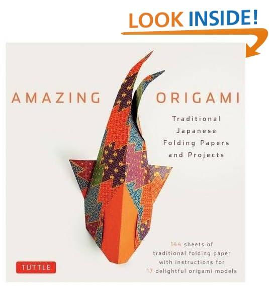 origami art amazoncom