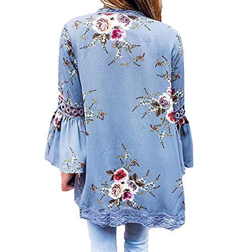 In Camicetta Xxl Grandi Donna Con Camicette Lunghe M Ysfu Maglieria Donna Camicetta Maniche Kimono Lunghe Da A AS8Swq5g