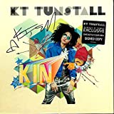 Kin - Limited Edition Coke Bottle Clear Vinyl - SIGNED copy