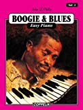boogie and blues easy piano vol 3