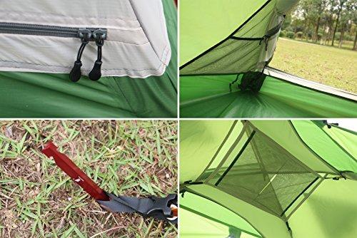 GEERTOP season personWaterproofDomeBackpackingTentForCamping,Hiking,Travel,Climbing&#;EasySetUp