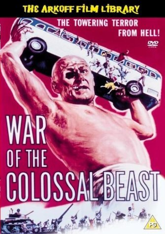 War Of The Colossal Beast [DVD] by Sally Fraser B01I078IDK