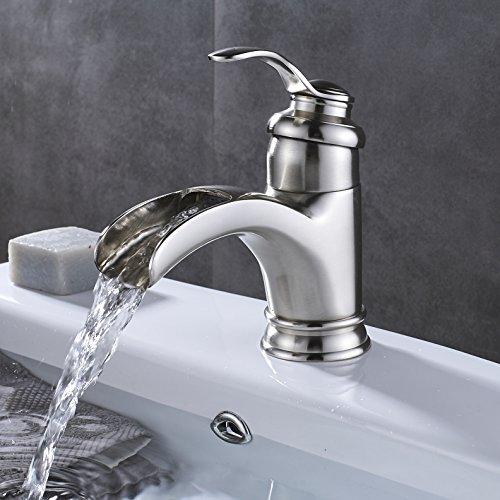 rozin bathroom faucet waterfall faucet shop