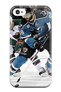 6634941K178494974 san jose sharks hockey nhl (3) NHL Sports & Colleges fashionable For Apple Iphone 5/5S Case Cover