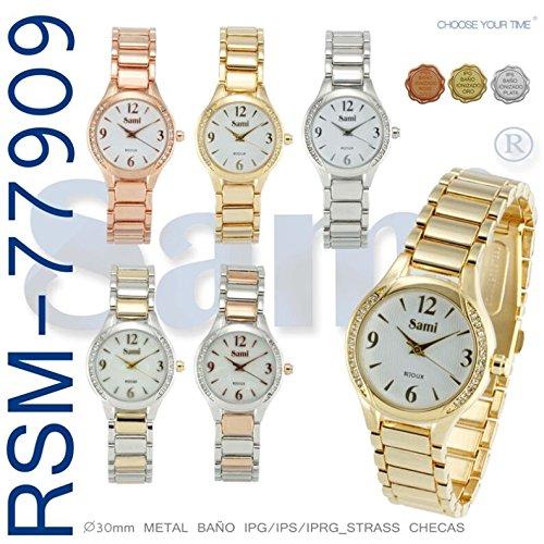 Reloj de mujer Sami RSM-77909