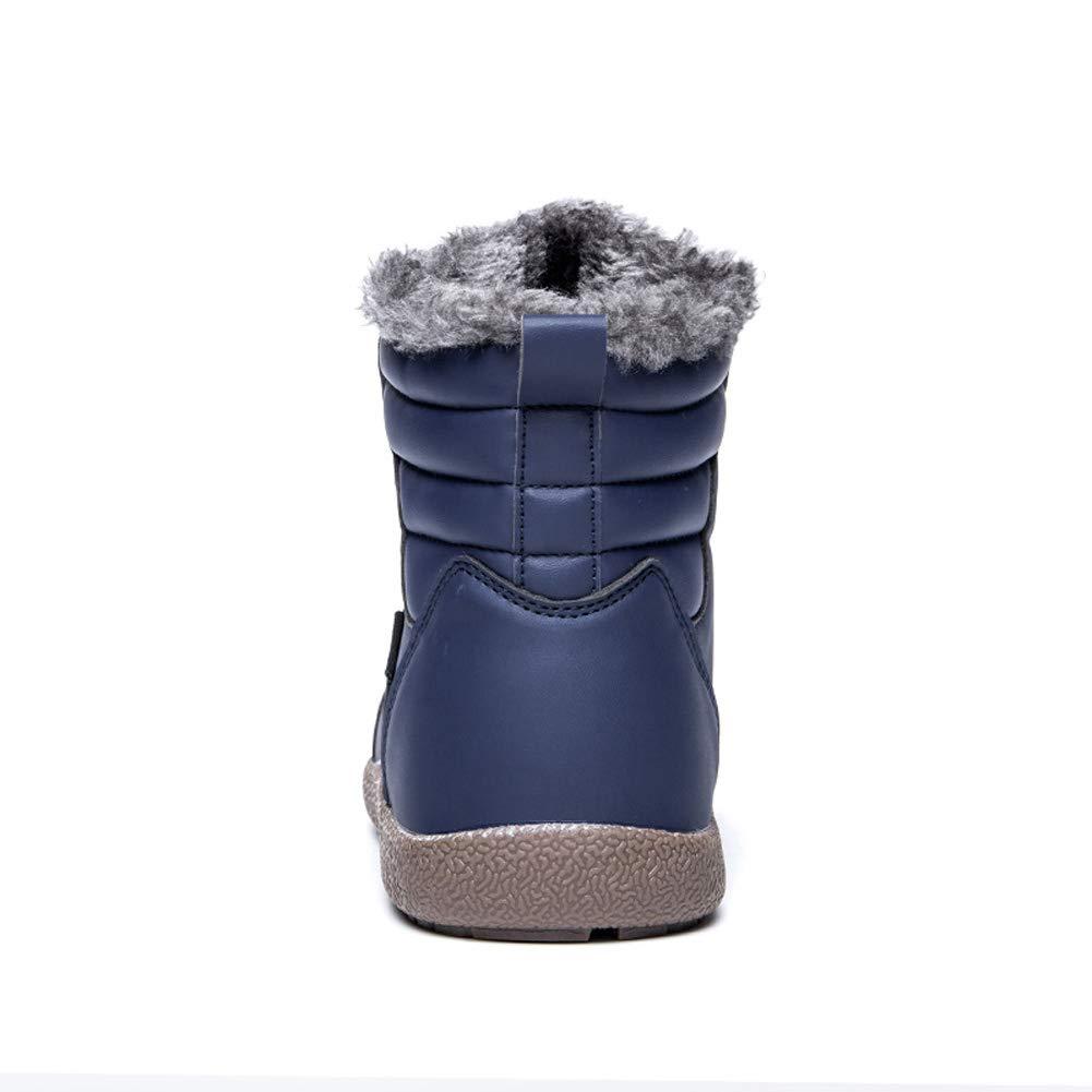 Stivali Neve Uomo Donna Stivaletti Invernali Allineato Pelliccia Caloroso Scarpe  All aperto Antiscivolo Boots  Amazon.it  Scarpe e borse 8679572a6331