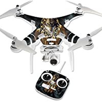 Skin For DJI Phantom 3 Standard – Wolf Dreams | MightySkins Protective, Durable, and Unique Vinyl Decal wrap cover | Easy To Apply, Remove, and Change Styles | Made in the USA