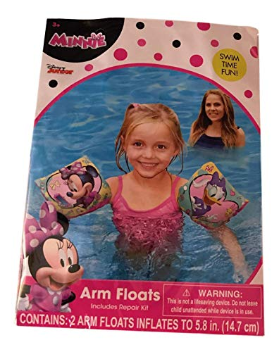 Minnie Mouse and Daisy Duck Inflatable Arm Floats