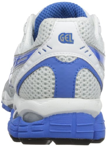 Asics Performance Gel-pulse 5 - Zapatillas Mujer Blanco / Cielo
