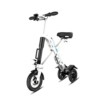 Eléctricas Bicicletas Bicicleta multifunción para Adultos Scooter Inteligente conducción de generación Plegable para Adultos Scooter portátil