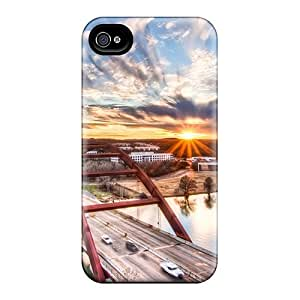 High Quality Pennybacker Bridge Austin Texas Cases For Iphone 6 / Perfect Cases