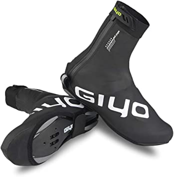 Warm Bicycle Bike Ride Shoes Cover Volwco Cycling Shoe Toe Covers Non-Slip Shoe Covers Windproof Half Shoecover