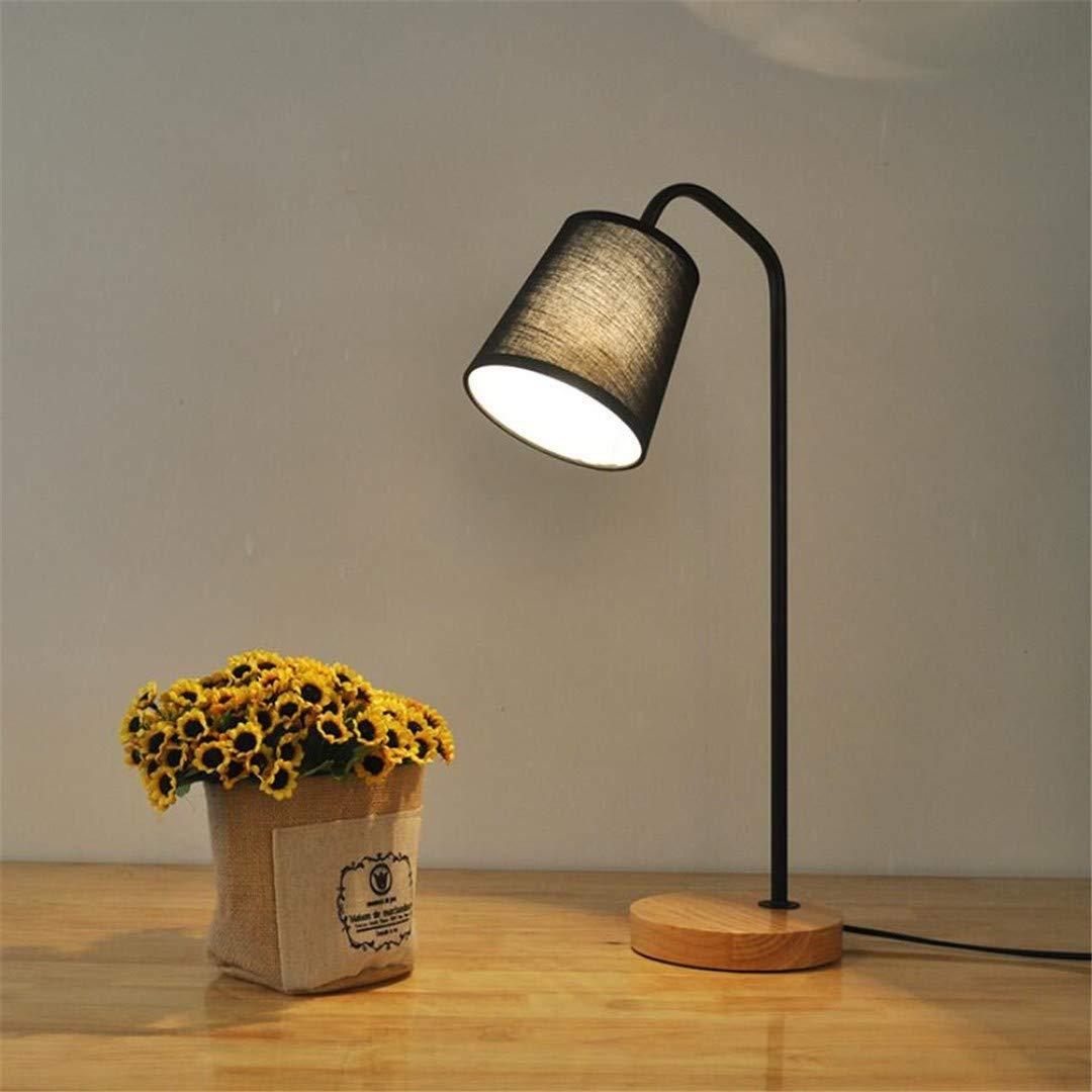 MTX Ltd Nachtlicht Kreative Tischlampe Schlafzimmer Nacht Einfache Moderne Mode Student Schlafsaal Schreibtisch Lernen Warmes Licht Auge Lampe