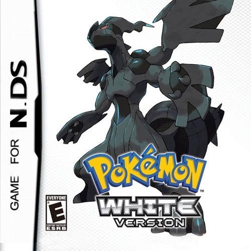Pokemon White Version for DS Games (DS & DS Lite Only)