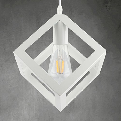 Pendant Light White - 5