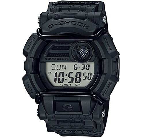 G-Shock Limited GD-400HUF-1CR skate-inspired
