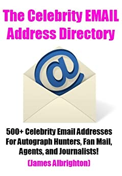 How to Find a Real Email Address for a Celebrity | It ...