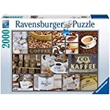 Ravensburger Coffee Break Jigsaw Puzzle (2000 Piece)