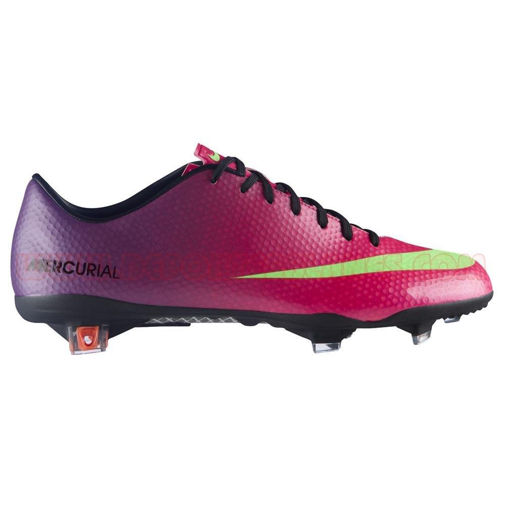 Nike Mercurial Vapor IX FG - (Fireberry/Red Plum/Electric Green) (11)