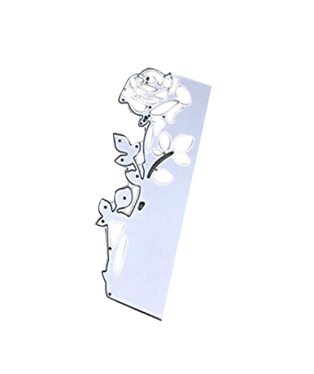Barlingrock 1 Pc M/étal Die Cutting Dies Stencil pour DIY Scrapbooking Album Carte De Papier D/écor Craft Mignon De Coupe Meurs Coupes Stencils Scrapbook Album Cartes