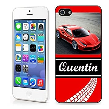 coque iphone 5 prenom